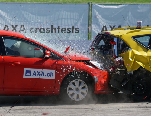 Car Crash: The Physics of Collision and What to Do with Your Car
